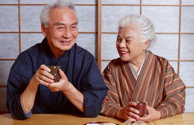 Học bí quyết sống thọ của người Nhật