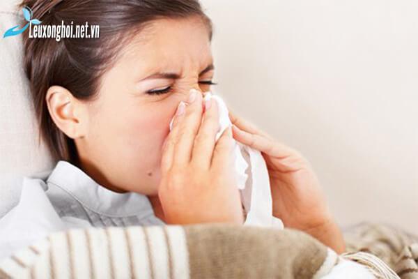 Sau sinh mổ các mẹ không nên để cơ thể nhiễm lạnh